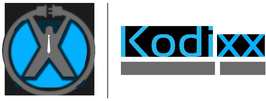 Kodixx new Logo 01
